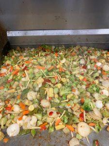 shrimp veggies